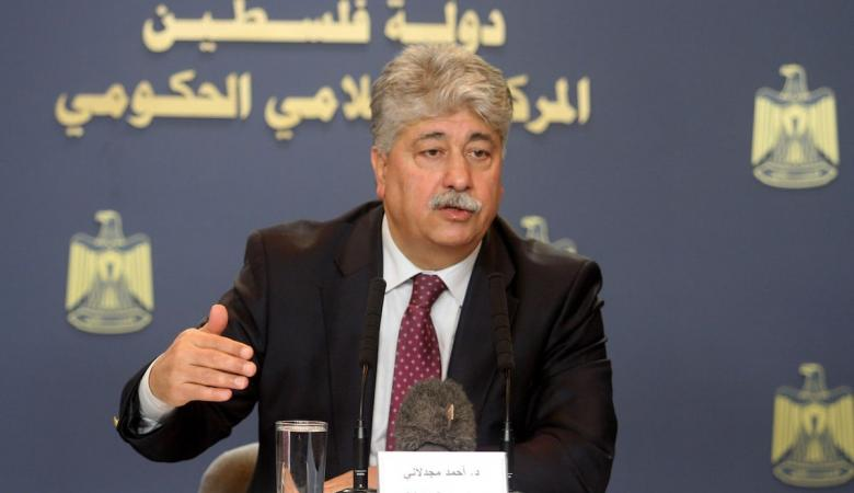 """مجدلاني : """"حماس تقتل المشروع الوطني بتسويق نفسها على انها بديل للمنظمة """""""