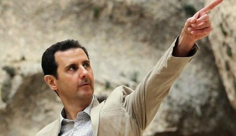 الأسد يطالب بضرورة استعادة ادلب من المعارضة