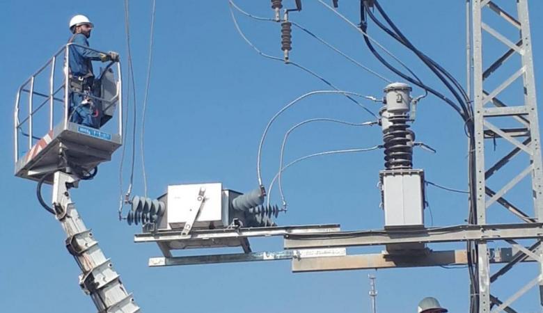 خطة إسرائيلية لتوسيع شبكة الكهرباء بالضفة الغربية