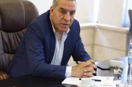 حسين الشيخ  : السلطة الفلسطينية أبلغت اسرائيل ردها بشكل رسمي
