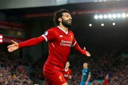المصري صلاح ..أفضل لاعب في الدوري الانجليزي خلال الشهر الماضي