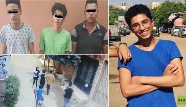 """24 يوما أنقذت قاتل """"شهيد الشهامة"""" في مصر من حبل المشنقة"""