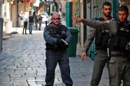 القدس : اعتقال امين سر حركة فتح واطلاق سراح آخرين وهدم منازل