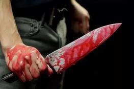 اصابة شاب بجراح خطيرة بعد تعرضه لعدة طعنات وسط نابلس