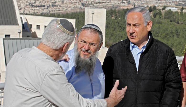 المستوطنون لنتنياهو : لن نسمح بإقامة دولة للفلسطينيين