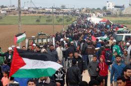 """""""فتح"""" تهاجم حماس عقب التغييرات الجديدة في مسيرات العودة"""