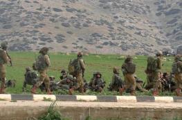 الاحتلال يطرد 4 عائلات فلسطينية شرق طوباس