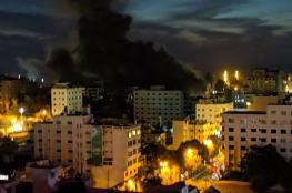 مركز حقوقي يدعو السلطة لإحالة ملف استهداف إسرائيل للمقار الإعلامية بغزة للجنائية الدولية