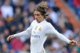 لوكا مورديتش يعلن رحيله عن ريال مدريد