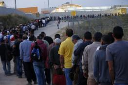 قرار بتخفيض ساعات العمل للعمال الفلسطينين بالداخل المحتل