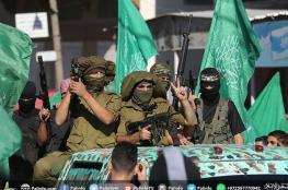 حماس تلغي انشطتها الاحتفالية تضامناً مع حلب
