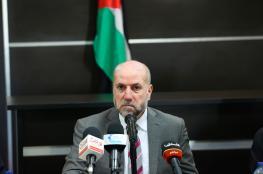 الهباش : فلسطين بقيت تقاتل وحدها المشروع الامريكي الاسرائيلي