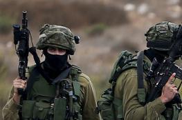 اطلاق النار صوب فتاة فلسطينية شرق رام الله