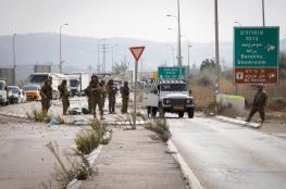 """""""اسرائيل """" تتهم شرطياً فلسطينيا بمحاولة تنفيذ عملية اطلاق نار في حوارة"""