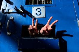 الاسرى : الصليب الاحمر سيزور الأسرى المضربين عن الطعام