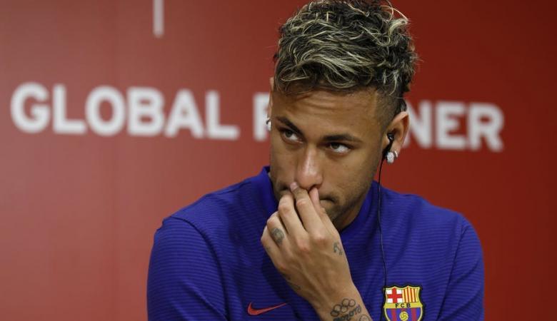 """نيمار مستعد لدفع 20 مليون يورو من """"جيبه"""" للانتقال إلى برشلونة"""
