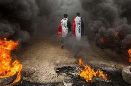 """صحيفة: العراق على """"حافة الهاوية"""" لأول مرة منذ الغزو الامريكي"""