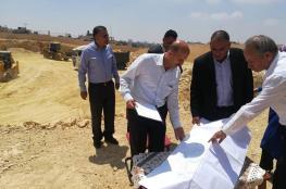 """وزير الصحة يعلن البدء في بناء مستشفى الرئيس """"محمود عباس """" في حلحول"""