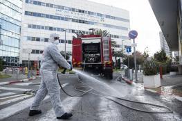 """""""اسرائيل """" تعلن ارتفاع اعداد وفيات فيروس كورونا"""