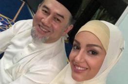 """ملكة جمال روسيا تعتنق الاسلام وتتزوج ملك ماليزيا """" صور """""""