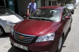 سيارات صينية تلقى رواجا في قطاع غزة