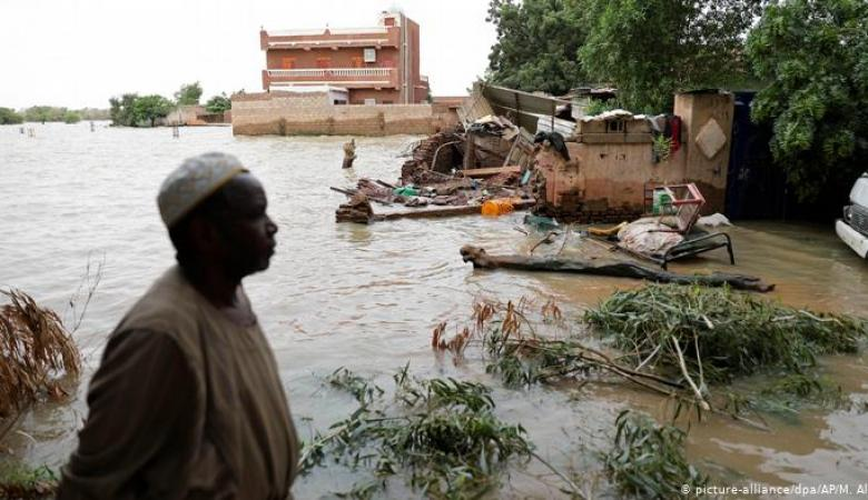 أكثر من 100 وفاة جراء فيضان النيل الأزرق في السودان