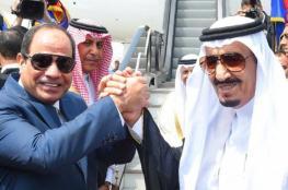 العاهل السعودي يعلن دعمه للسيسي في حربه ضد الارهاب