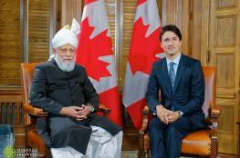 """رئيس الوزراء الكندي يطلب دعم """"المسلمين """""""