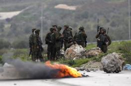 35 اصابة في مواجهات مع الاحتلال للجمعة العاشرة على التوالي