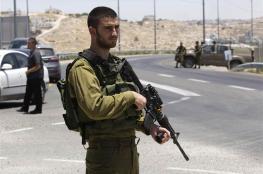 الاحتلال يجري عمليات اقتحام وتفتيش جنوب نابلس