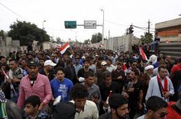 78 قتيلاً وجريحاً جراء تظاهرات في العراق احتجاجاً على البطالة ونقص الخدمات