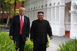 ترامب يلتقي الزعيم الكوري الشمالي في المنطقة منزوعة السلاح