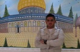 """الاسير """"حسن شوكة """" يواصل اضرابه عن الطعام ويفقد 30 كغم من وزنه"""