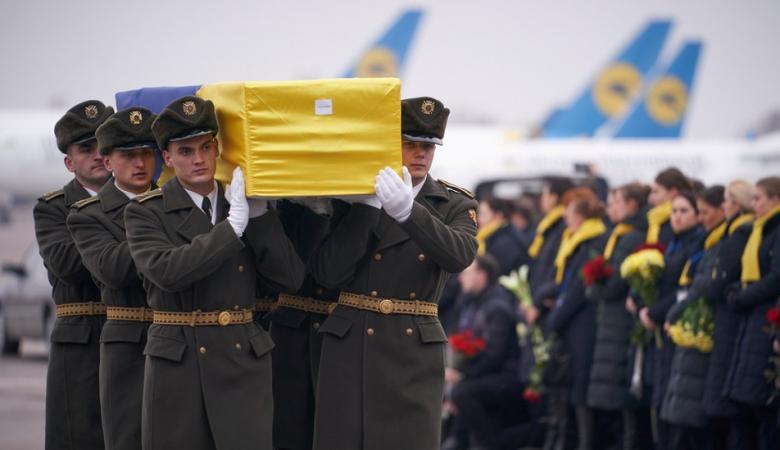 اوكرانيا : مقتل 22 عسكريا في تحطم طائرة عسكرية