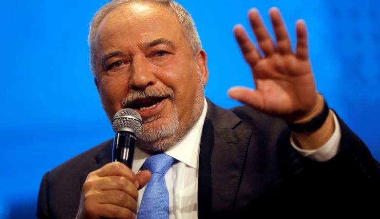 ليبرمان يتعهد بمواصلة الجهود لمنع انتخابات ثالثة
