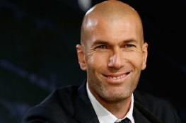 زيدان سعيد بعيادة ريال مدريد وعودة الثلاثي الناري