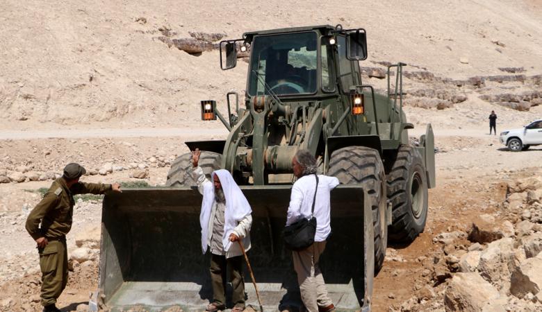 الحكومة تحذر العالم : اسرائيل ستقدم على ارتكاب جريمة بشعة