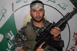 """القسام تنشر وصية الشهيد """"محمود الادهم """""""