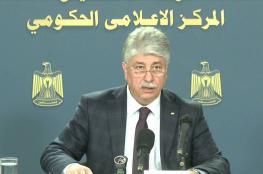 مجدلاني : القرصنة الاسرائيلية على الاموال الفلسطينية انتهاك صارخ للاتفاقيات الموقعة
