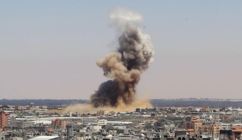 ضابط إسرائيلي كبير: التحاور مع حماس سيكون بالقنابل فقط