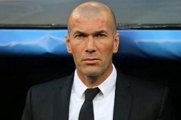 """3 مرشحين لخلافة مدرب ريال مدريد  """" زيدان """""""