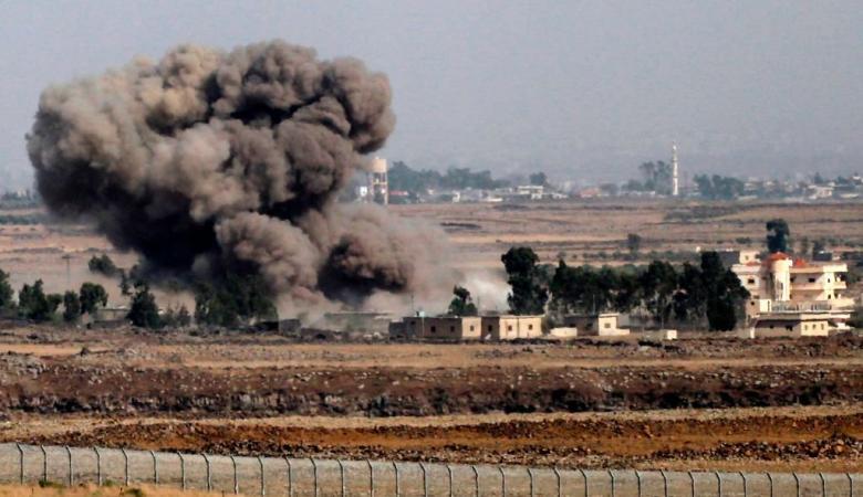 """روسيا تمنع التموضع الإيراني قرب الحدود السورية مع """"إسرائيل"""""""