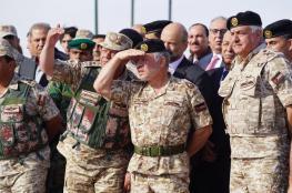 """قناة عبرية : الجيش الاردني بقيادة الملك يتدرب على مواجهة """"اسرائيل """""""