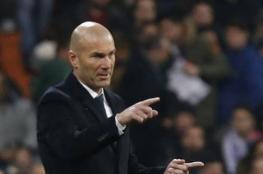 زيدان: لن أتولى تدريب برشلونة نهائيا  مهما كانت الظروف