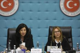 فلسطين وتركيا توقعان على زيادة التبادل التجاري بين البلدين