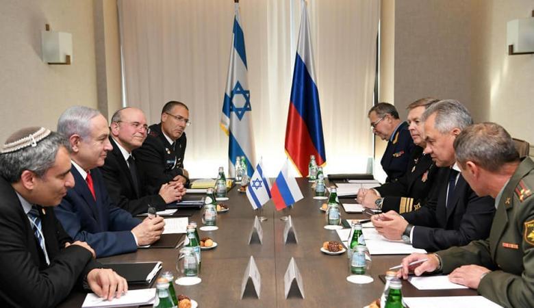 نتنياهو يكشف هدف زيارته إلى روسيا