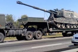 روسيا تنفذ مناورة خطيرة قرب الحدود مع الاتحاد الاوروبي