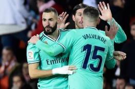 الامارات توقع اتفاقية مع ريال مدريد الاسباني