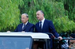 """وزير الدفاع اللبناني : """"النازحون هم أصل البلاء في لبنان """""""