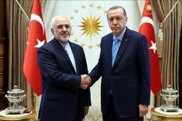 في زيارة مفاجئة.. ظريف يلتقي أردوغان لبحث الأزمة السورية